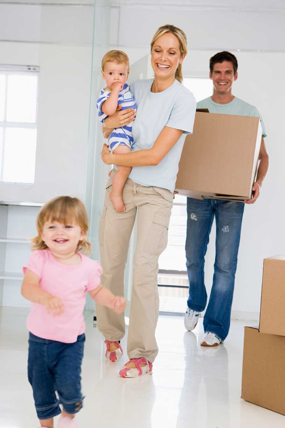 Moving Your Family.